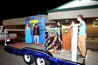 2015 Homecoming Floats