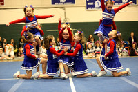 Oak Hill Youth Cheering Rising Stars